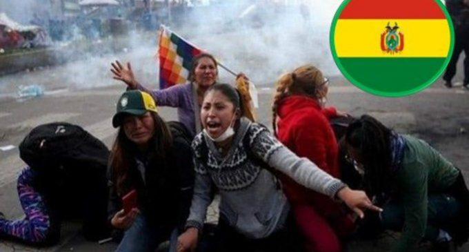 Bolivia: los cocaleros exigieron la renuncia de Jeanine Áñez