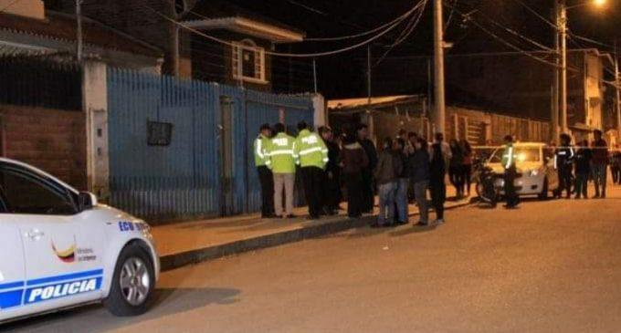 DOS POLICÍAS PRESOS POR ASESINATO A UN ANCIANO AL QUE QUISIERON ROBARLE 2 MIL DÓLARES