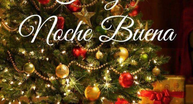 HOY ES NOCHE BUENA