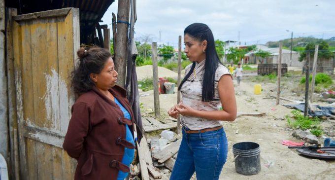 *Ayuda humanitaria por flagelo en Tonchigüe*