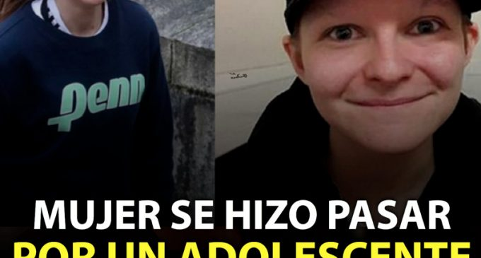 MUJER SE HIZO PASAR POR UN ADOLESCENTE PARA ABUSAR SEXUALMENTE DE 50 NIÑAS