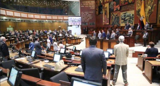 Asamblea suspende sesión por inasistencia de autoridades del Estado para entregar balance de gestión