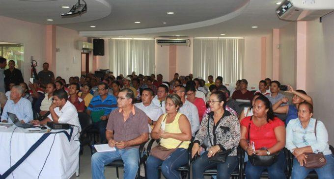 AGRICULTORES PARTICIPAN DE CAPACITACIÓN ORGANIZADA POR EL GOBIERNO DE LOS RÍOS