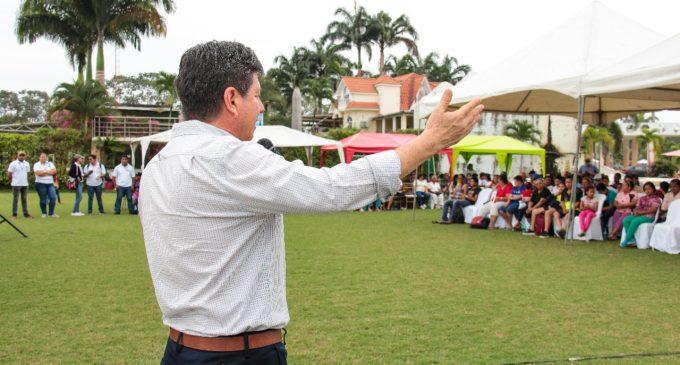 PREFECTO CONMEMORÓ DÍA INTERNACIONAL DE PERSONAS CON DISCAPACIDAD