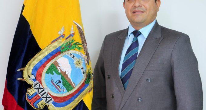 LENÍN GARCÍA ES EL NUEVO PRESIDENTE DE LA CORTE DE JUSTICIA DE LOS RÍOS