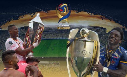 Ecuador estrena el VAR en la final de la Supercopa