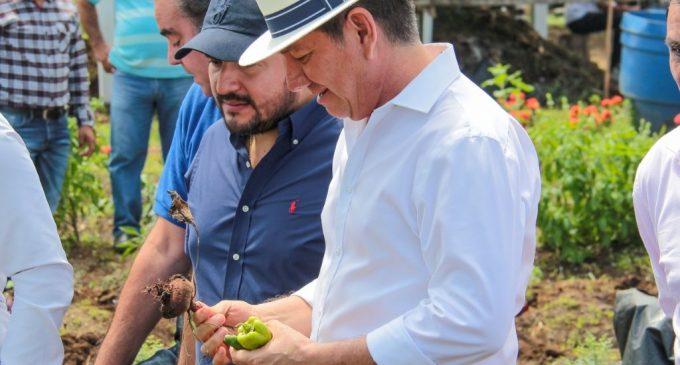GOBIERNO DE LOS RÍOS FORTALECERÁ EL CENTRO DE CAPACITACIÓN AGROPECUARIA