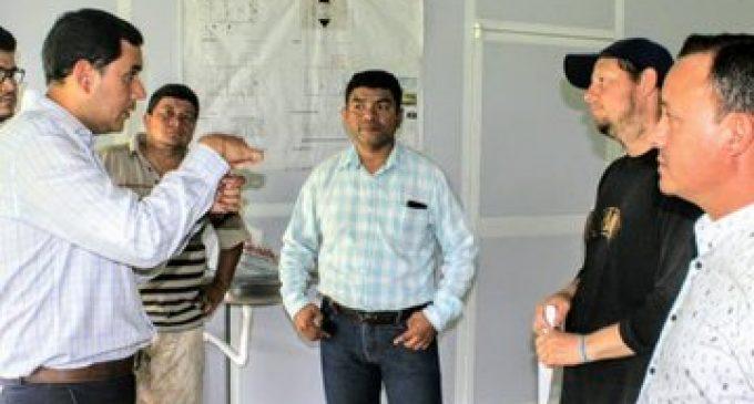 """GOBIERNO DE LOS RÍOS VISITÓ LA ASOCIACIÓN AGROPECUARIA """"LOS MOSQUITOS"""""""