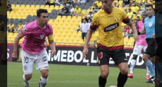 Independiente gana a Barcelona en Guayaquil
