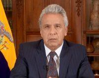 Moreno: 'Estoy teletrabajando desde el Palacio, soy adulto mayor y discapacitado'