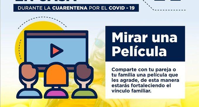 GOBIERNO DE LOS RÍOS EN CAMPAÑA #QUÉDATEENCASA