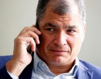 Rafael Correa no podrá participar en política en los próximos 25 años y sus bienes serán decomisados