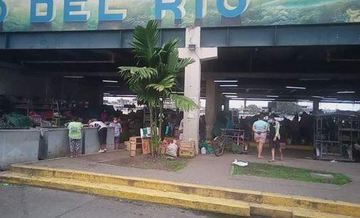 GOBIERNO DE #LOSRÍOS DESINFECTA MERCADOS EN QUEVEDO