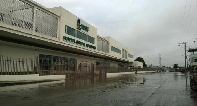 ALLANAN HOSPITAL IESS DE QUEVEDO