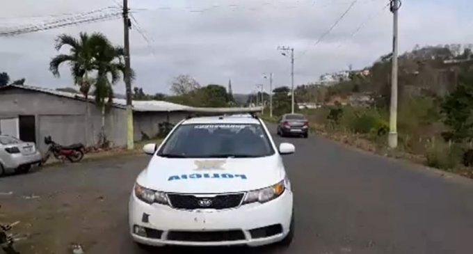 HALLAN POLICÍAS MUERTOS