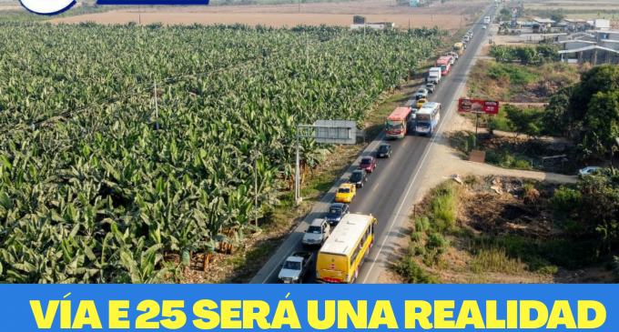PREFECTURA DE LOS RÍOS: TRAS INTENSA LUCHA ,PREFECTO FIRMA CONVENIO PARA INTERVENIR LA VÍA E 25