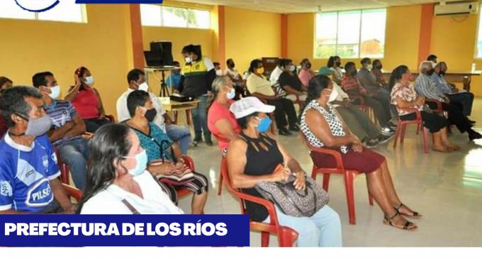 PREFECTURA DE LOS RÍOS CONTINÚA CON CAPACITACIÓN A PEQUEÑOS PRODUCTORES