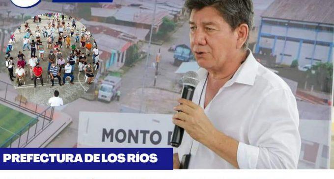 PREFECTURA DE LOS RÍOS CONSTRUIRÁ COMPLEJO DEPORTIVO