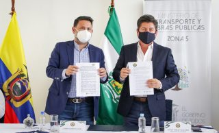 PREFECTURA DE LOS RÍOS AVANZA CON AMPLIACIÓN DE 4 CARRILES DE E 25